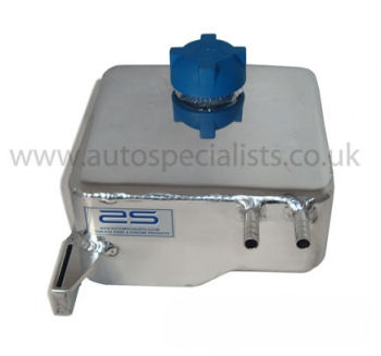 AutoSpecialists Header Tank Cap Cover with Logo for Mk2 Focus