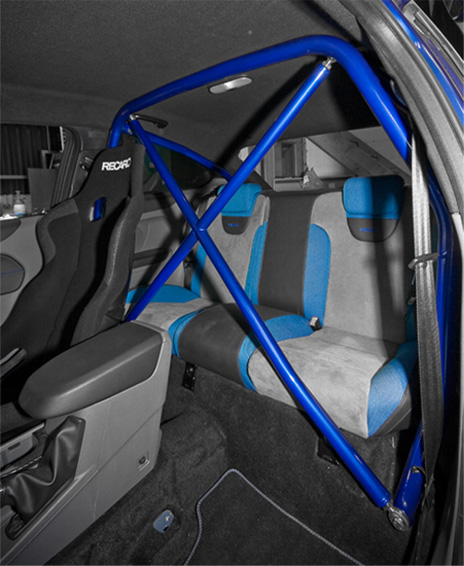 Jwr Half Roll Cage Ford Focus St Roll Cages
