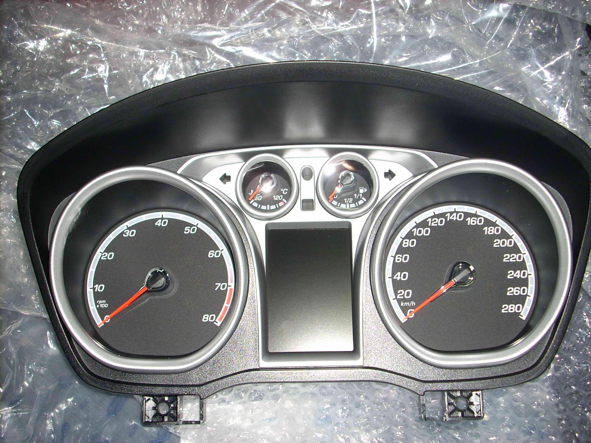 GENUINE FORD FOCUS RS MK2 INSTRUMENT CLUSTER - Ford - Gauges