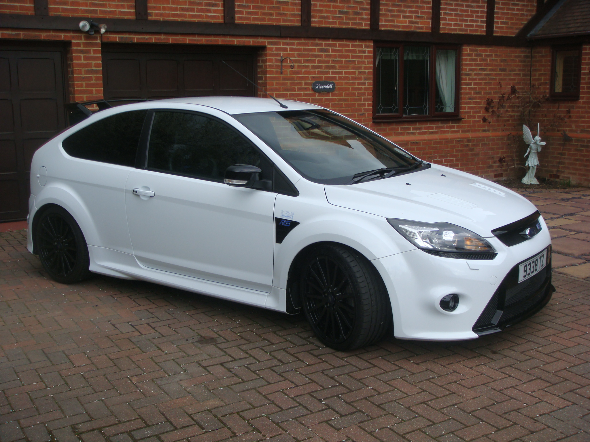 Ford Focus Hatchback 2013 White