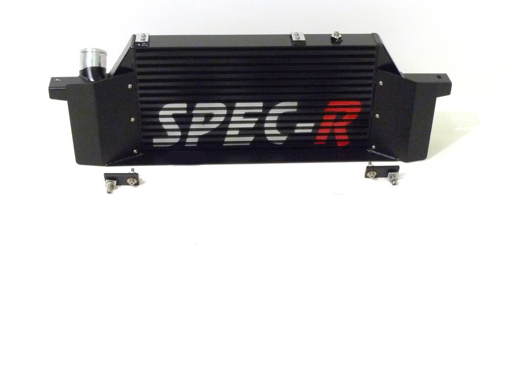 Spec r alloy intercooler mondeo 2 5t spec r air oil water cooling ford mondeo mk4 2 5 turbo xr5 home jw racing