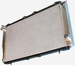 Cadillac Deville Radiator | Racepages.com